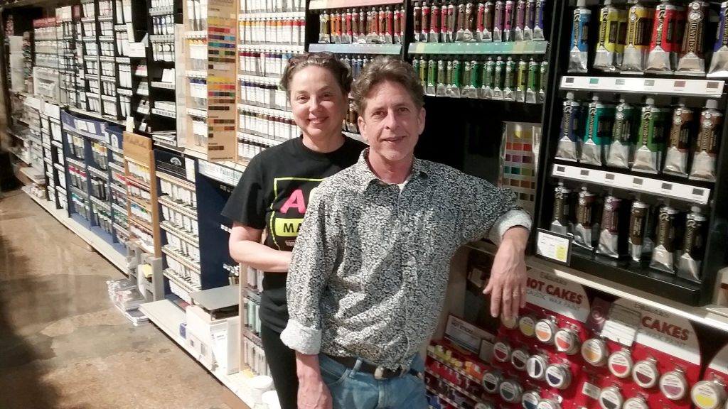 Phillip and Annette Forstall