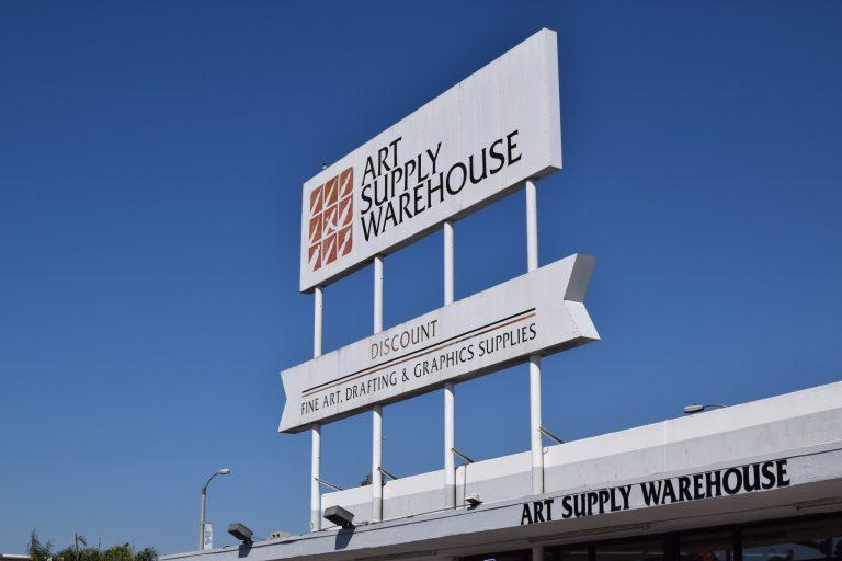 Art Supply Warehouse, Westminster, California
