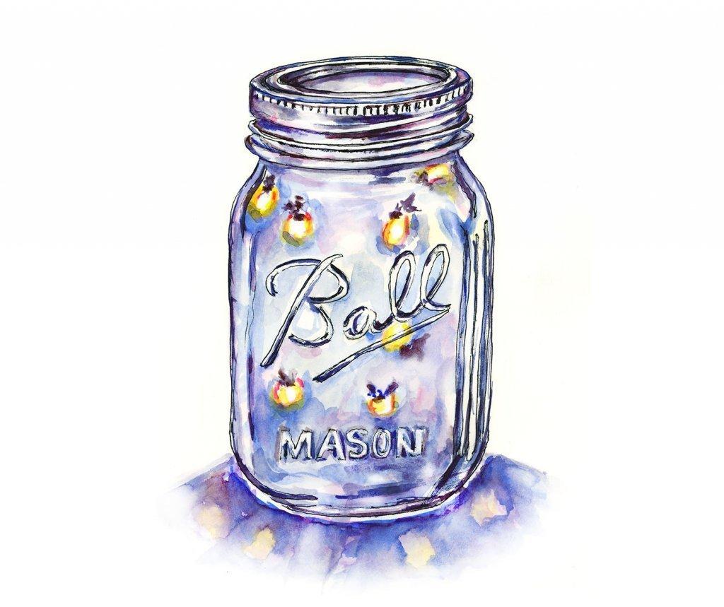 Day-12-Lightning-Bugs-Jar-Fireflies-Watercolor-Illustration.jpg