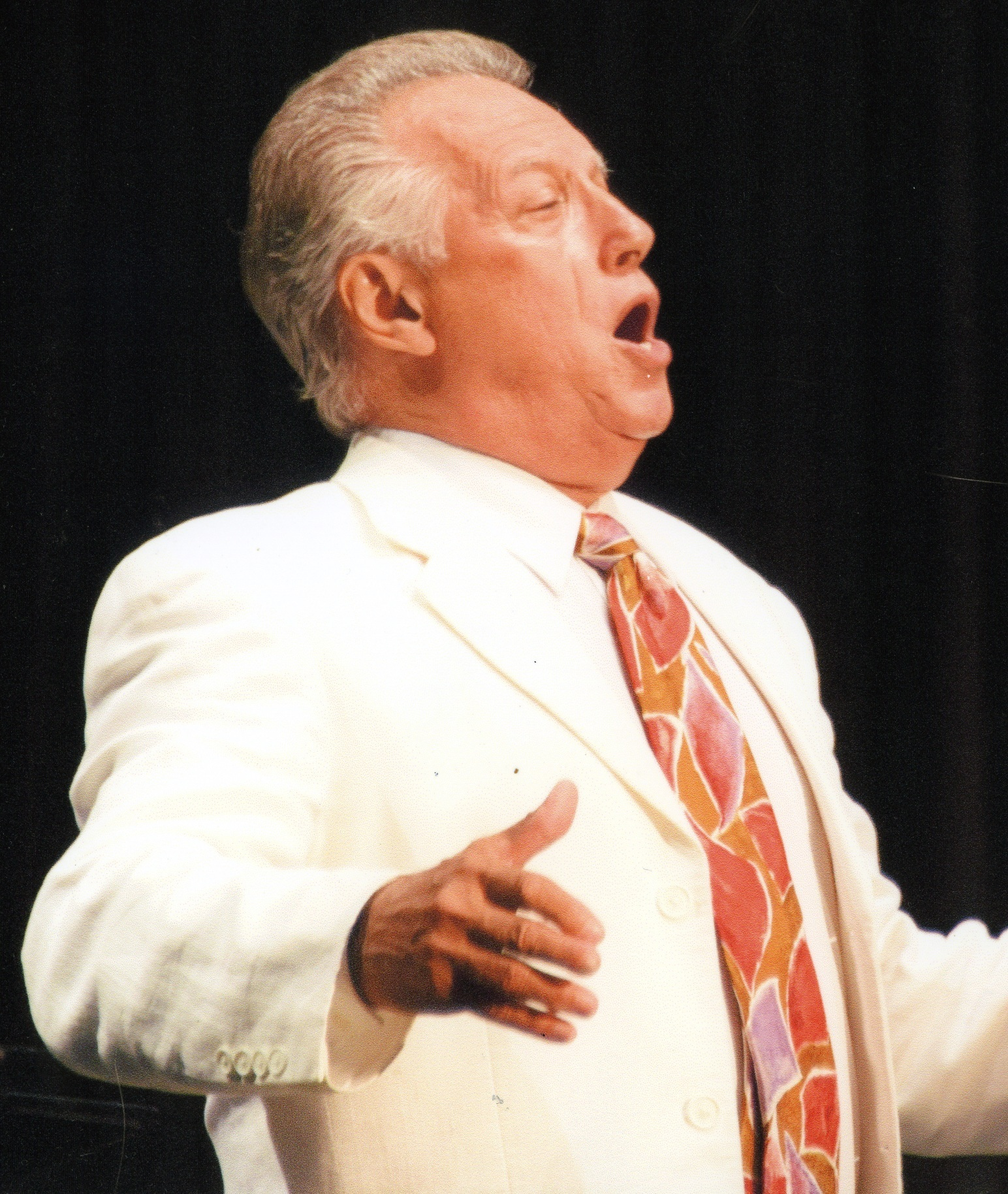 Ron Naldi, soloist