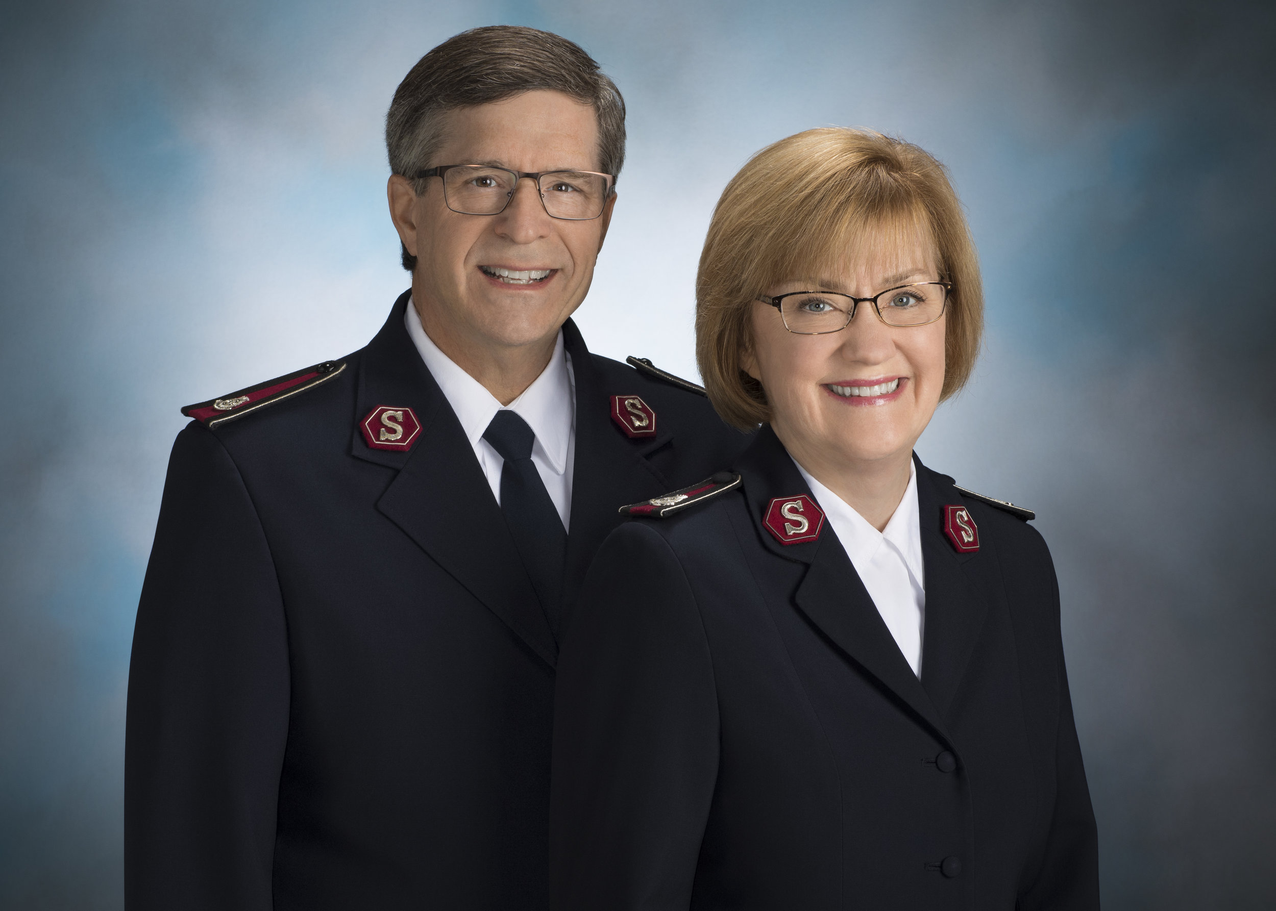Colonels Jeff & Dorothy Smith -