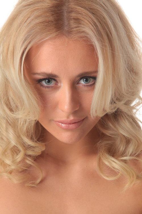 Female model Headshot