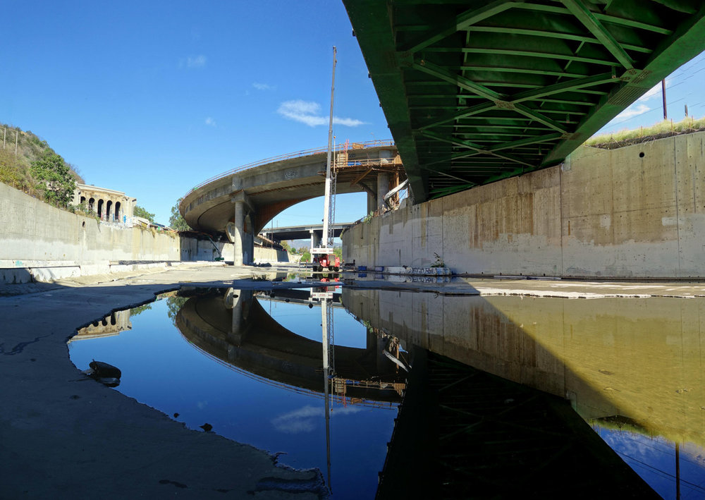 Riverside Drive viaduct replacement