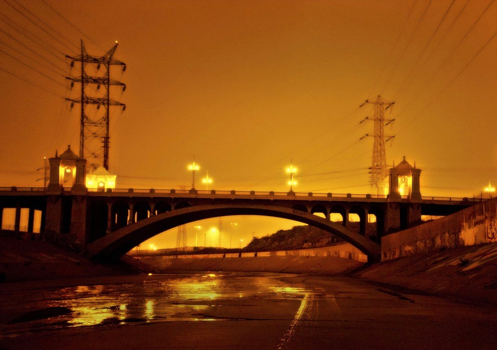 Macy Street viaduct