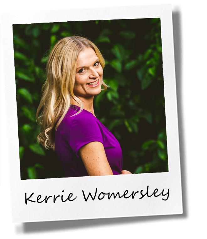 Kerrie Womersley