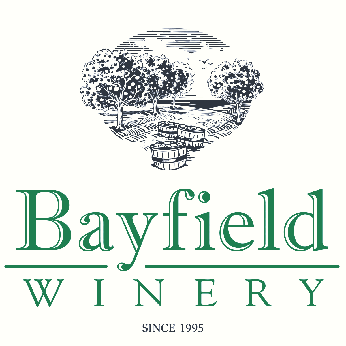 Bayfield Winery & The Orchard - Bayfield Winery has been producing Bayfield apple & fruit wines for over 20 years. Originally established in 1995 by Scott and Renate Hauser on Hauser's Superior View Farm, now located on their own farm. The location may have changed, but the apples remain the same.
