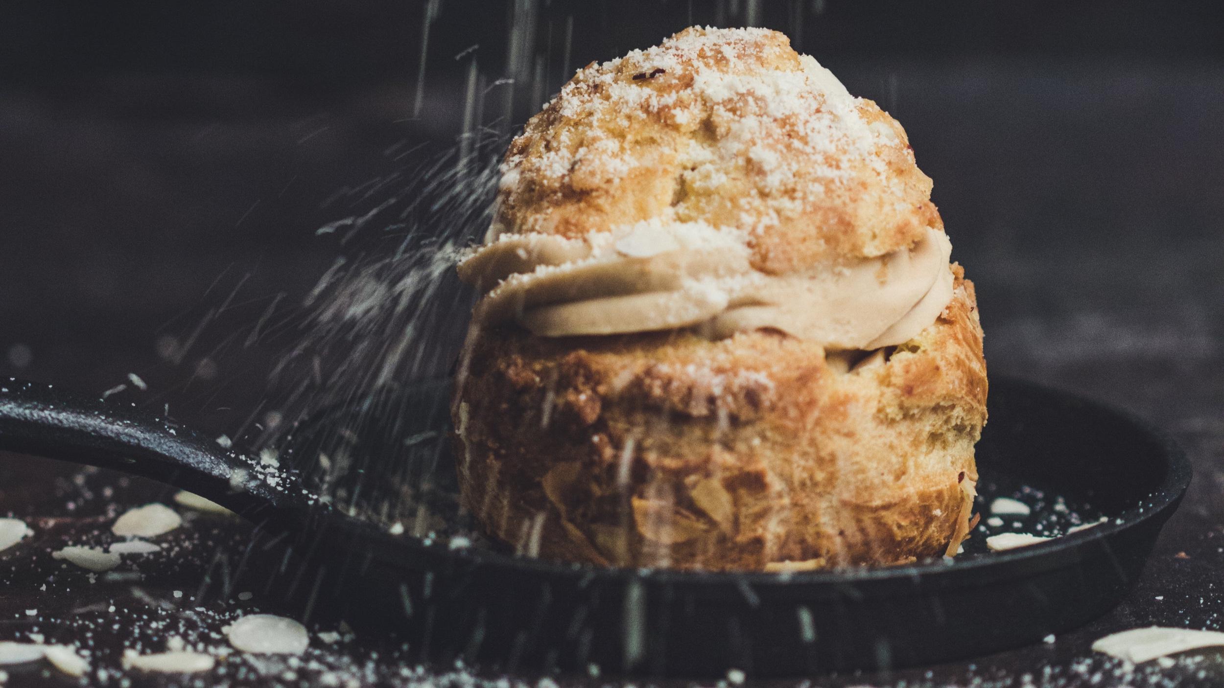 chou cream puff pastry baking class