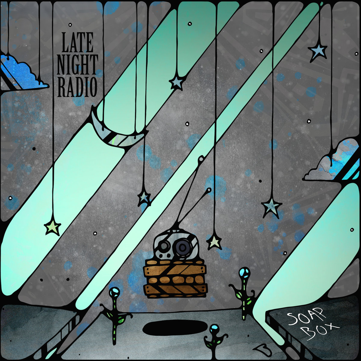 Late night radio | Soap Box | 2014