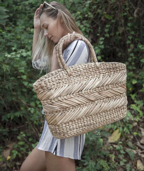 Corfu - Beach Basket