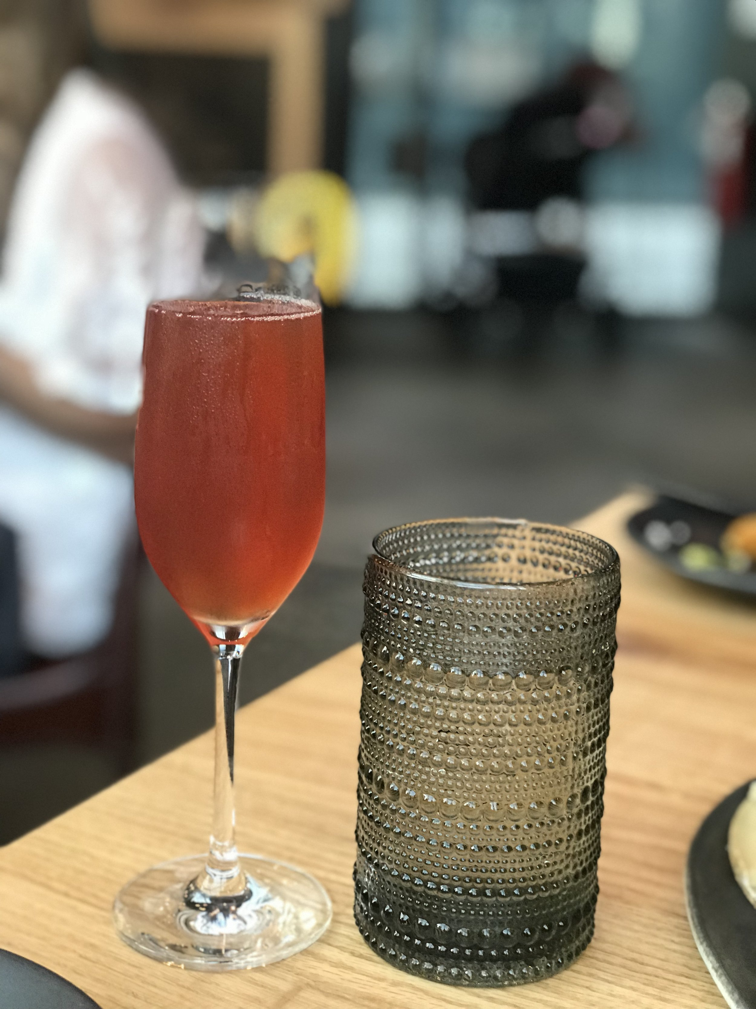 Prosecco and Rose - with a lemon twist
