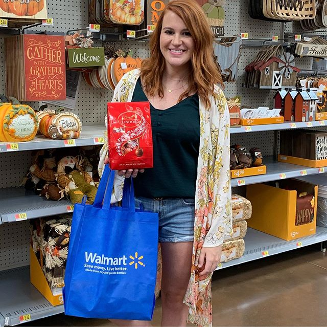 When we have a movie night, it's usually whatever Lincoln wants to snack on AND watch! We hit up the snack aisle and always end up with yummy LINDOR truffles! If you want a FREE movie download then check out below!  #LindtPartner #LindtMovieNightWalmart ✨From now until September 30, 2019, purchase any two LINDOR truffle products (5.1oz or greater) and upload your receipt on www.LindtMovieNight.com to receive a FREE movie download from FandangoNOW ✨