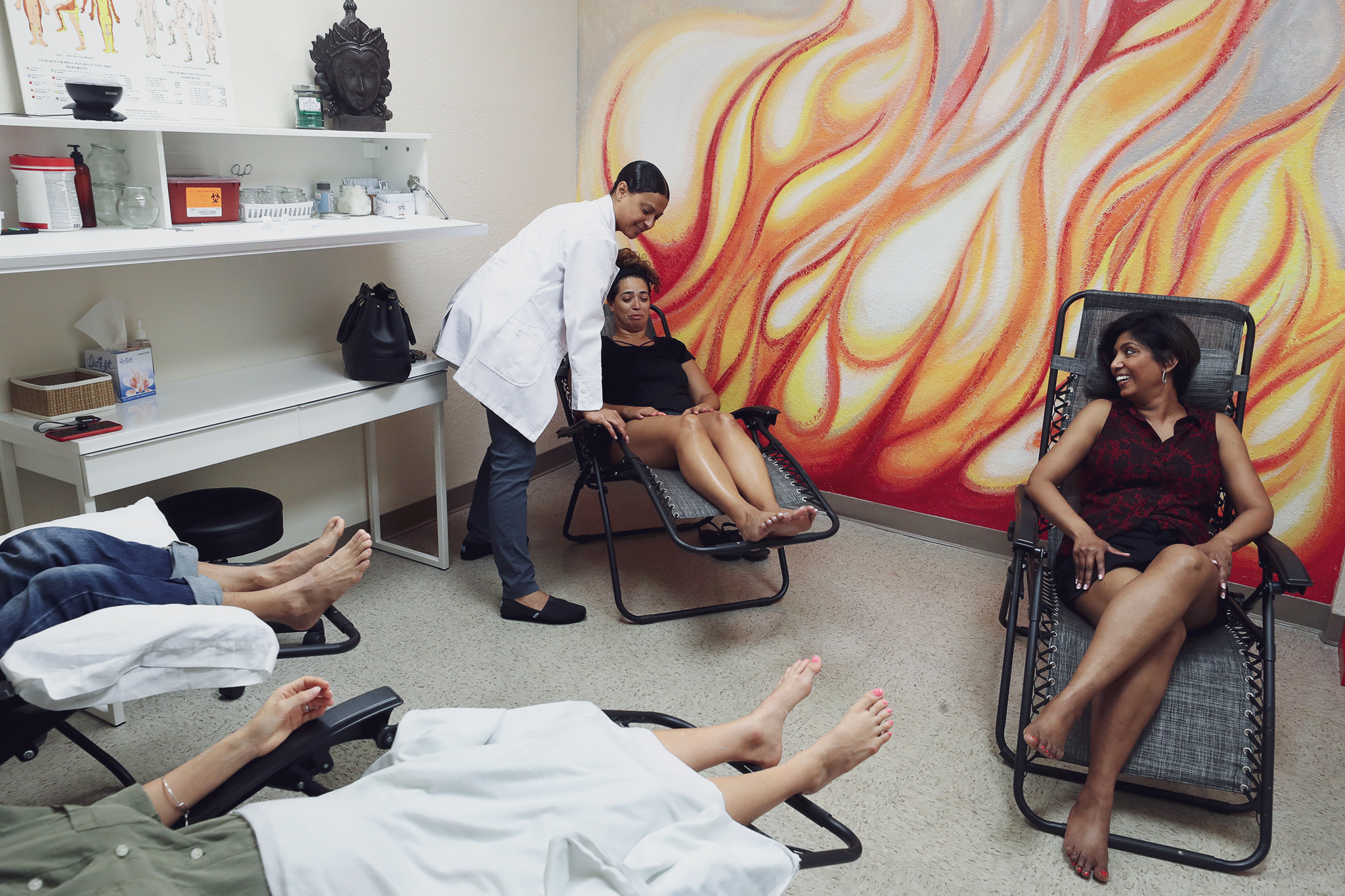 Community Acupuncture at Eastern Acupuncture and Wellness