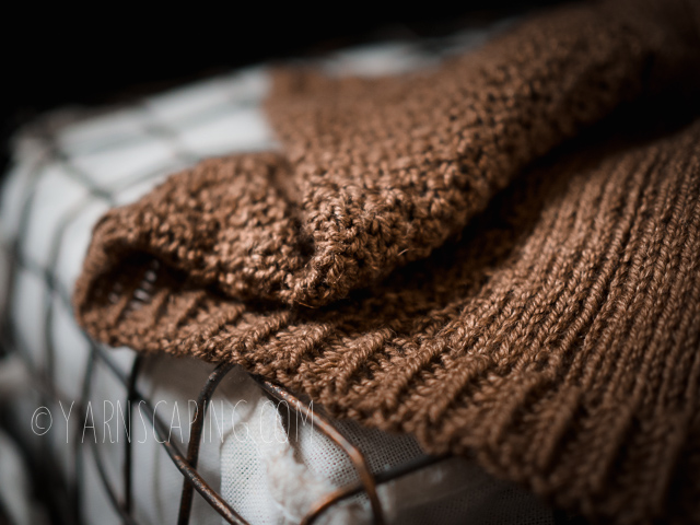 "- ""While Tekla will have a crisp hand straight off the skein, hemp fiber gets softer over time, creating a fabric that is sure to become a new favorite.""—Quartermoon Fiber Co."