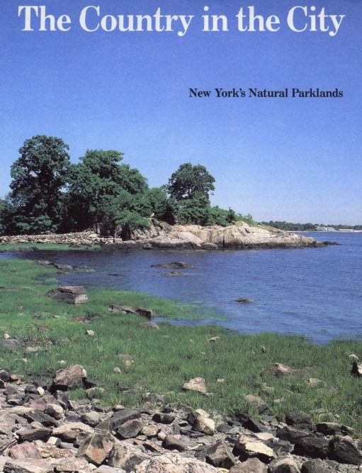 """""""The Country in the City""""  provides information on some of New York City's best-known natural areas. Here you'll find transportation information, maps, and an overview of habitats and wild plants and animals found in Pelham Bay Park in Bronx, Marine Park in Brooklyn, Inwood Hill Park in Manhattan, Alley Pond Park in Queens, and the Greenbelt in Staten Island. Also features descriptions of several urban ecosystems, including salt marshes, meadows, freshwater wetlands, and forests.   Click through for pdf publication."""