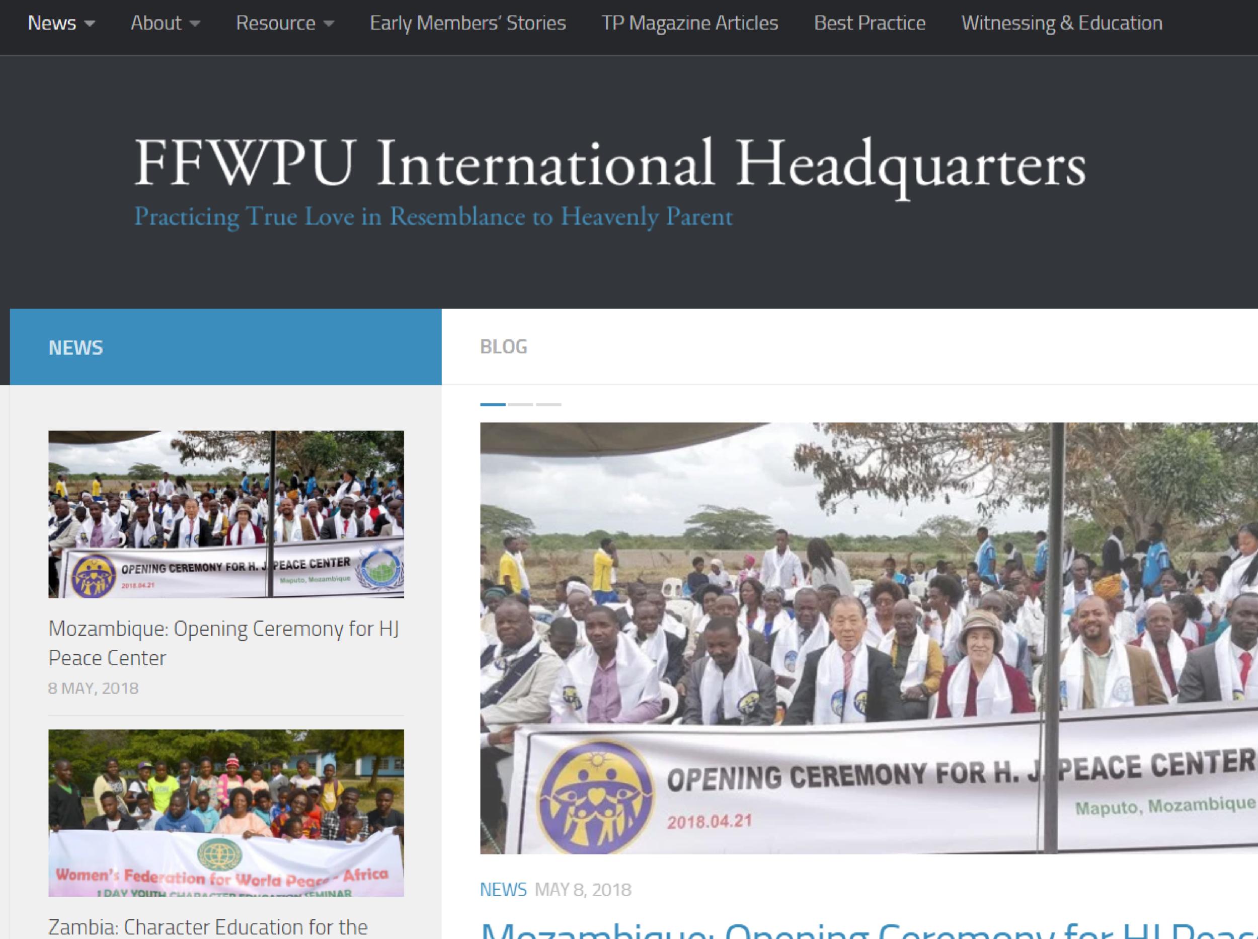 FFWPU International HQ