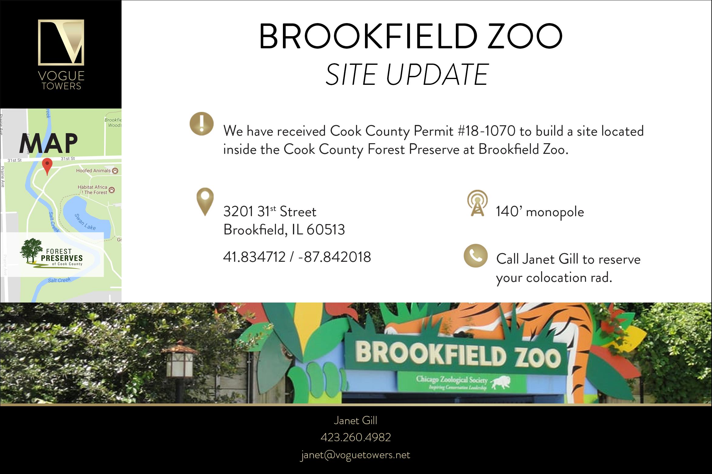 Brookfield Zoo - Chicago, IL