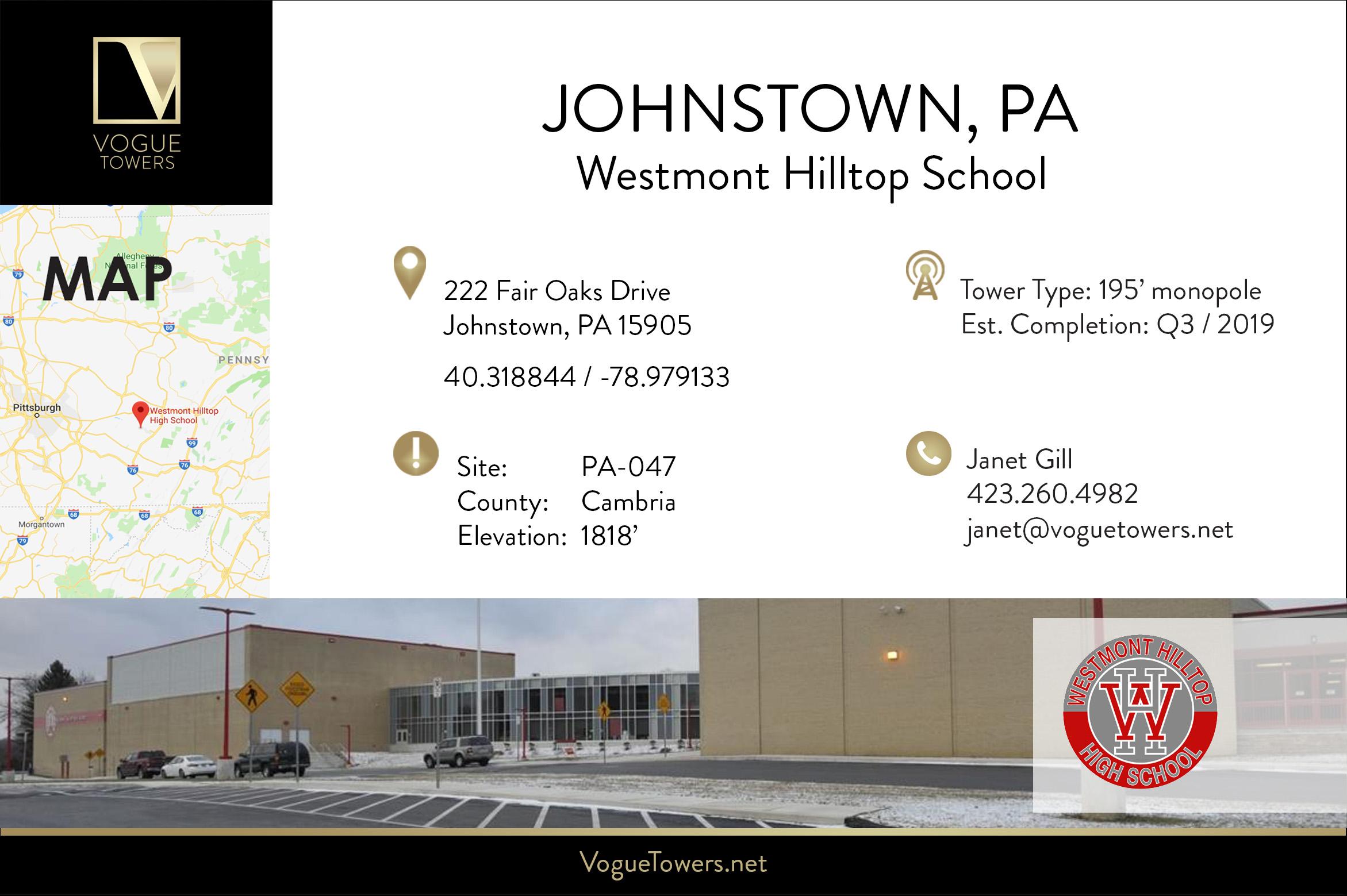 VT - Tower Sheet - Westmont hilltop school.jpg