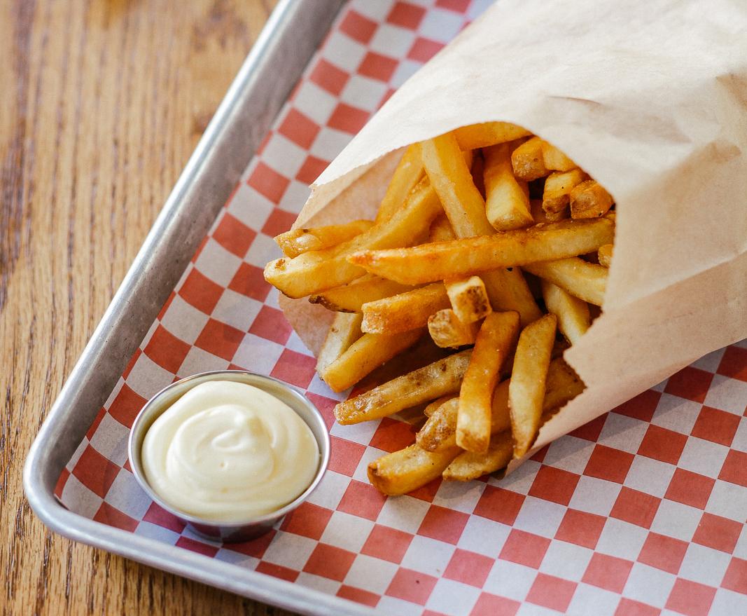 Fries w/ House Mayo