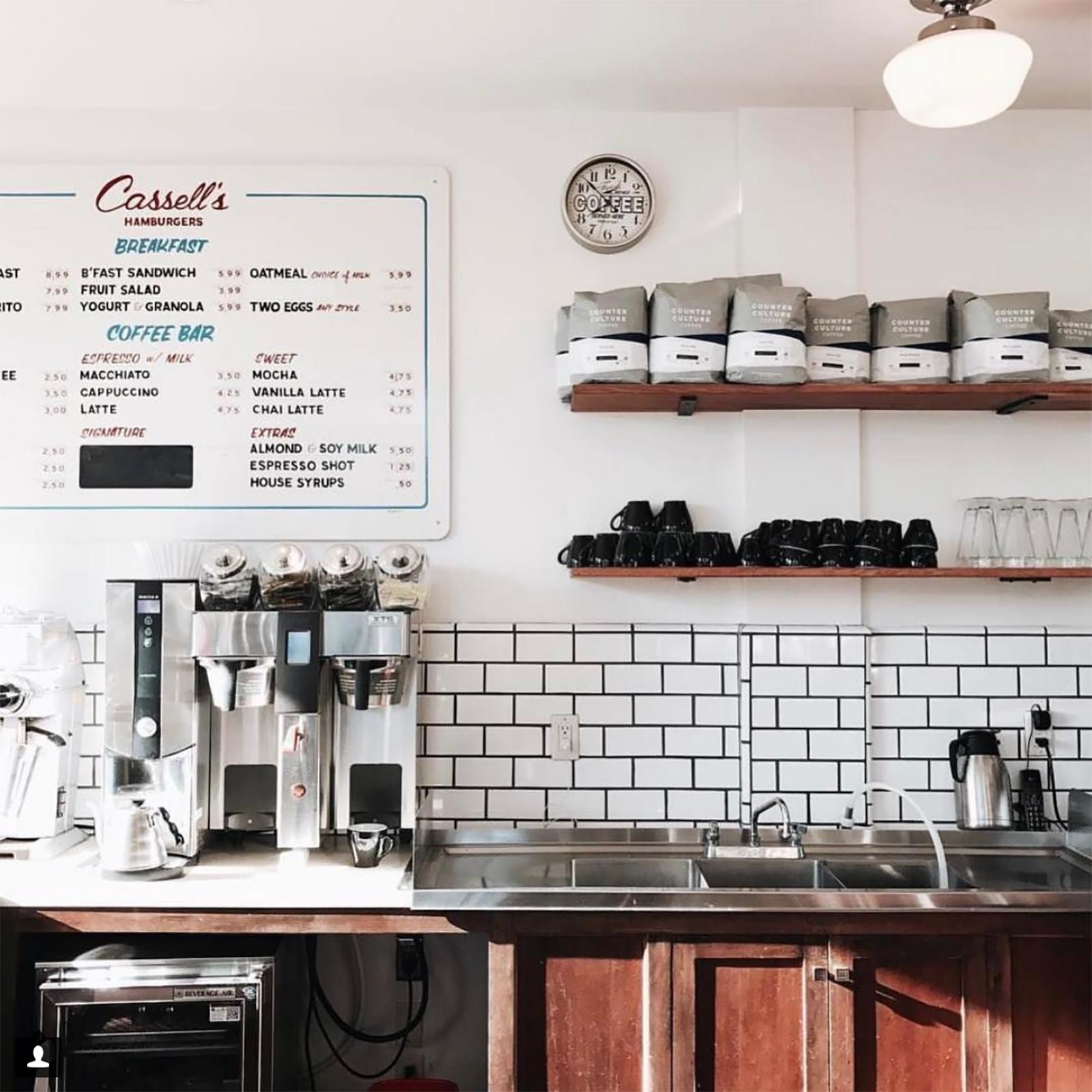 Full Coffee Bar