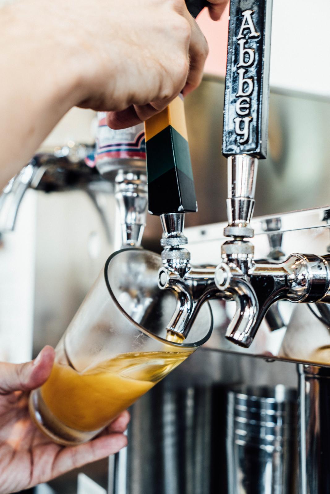 Drafts/ Wine/ Full Bar