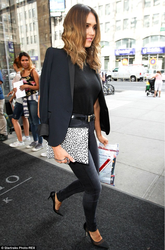 Jessica Alba in Kooples 8.13.14 2.jpg