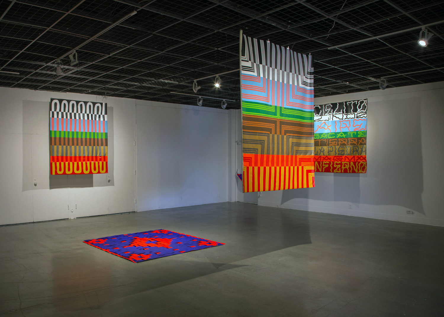 Installation view: California Institute of the Arts, Valencia, CA