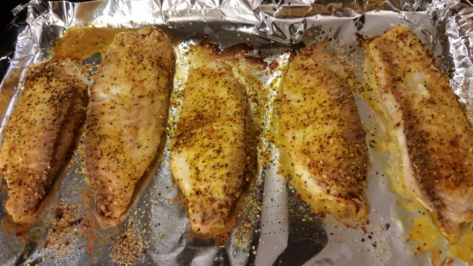 2. Bake Fish
