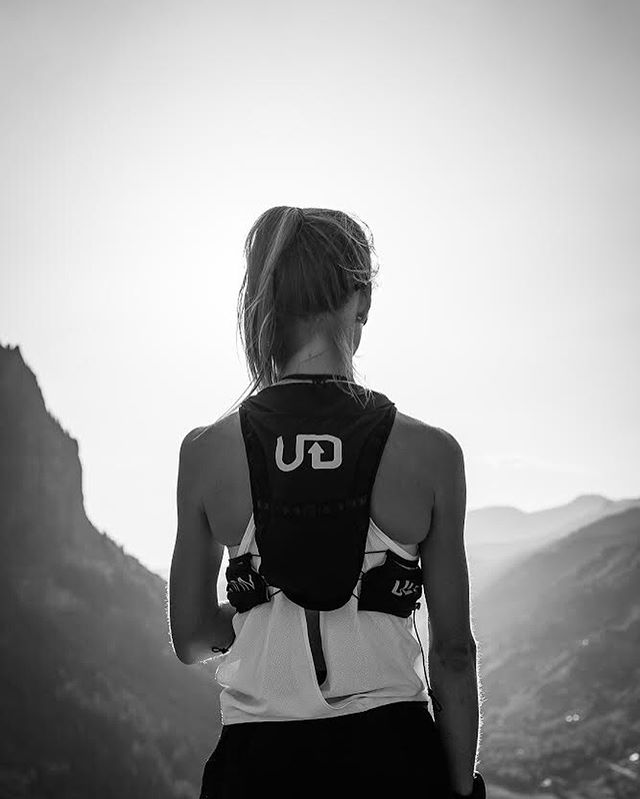 Excited to see the imagery shot from Telluride with @kel.lobo this summer for @ultimatedirectionusa starting to come out!