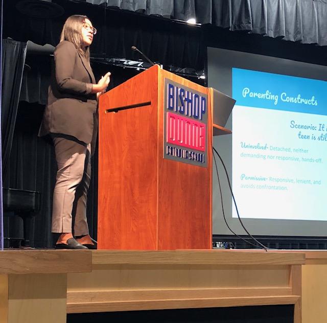 counselors social media talk