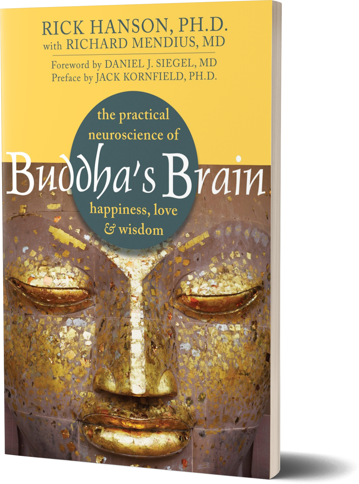 Buddha's Brain- The Practical Neuroscience of Happiness, Love and Wisdom by Rick Hanson, Ph.D.png
