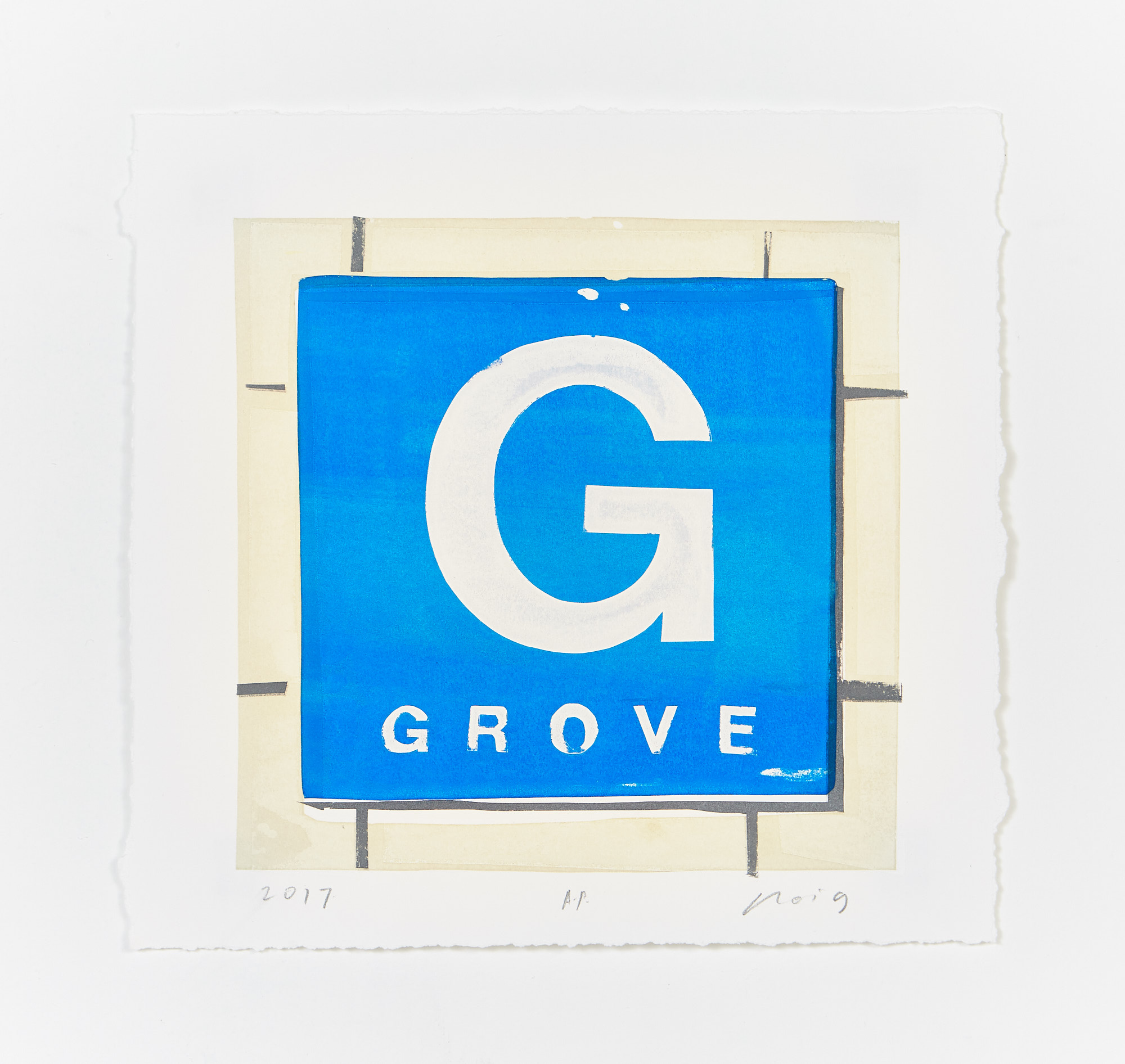 "Grove G"" 2017"