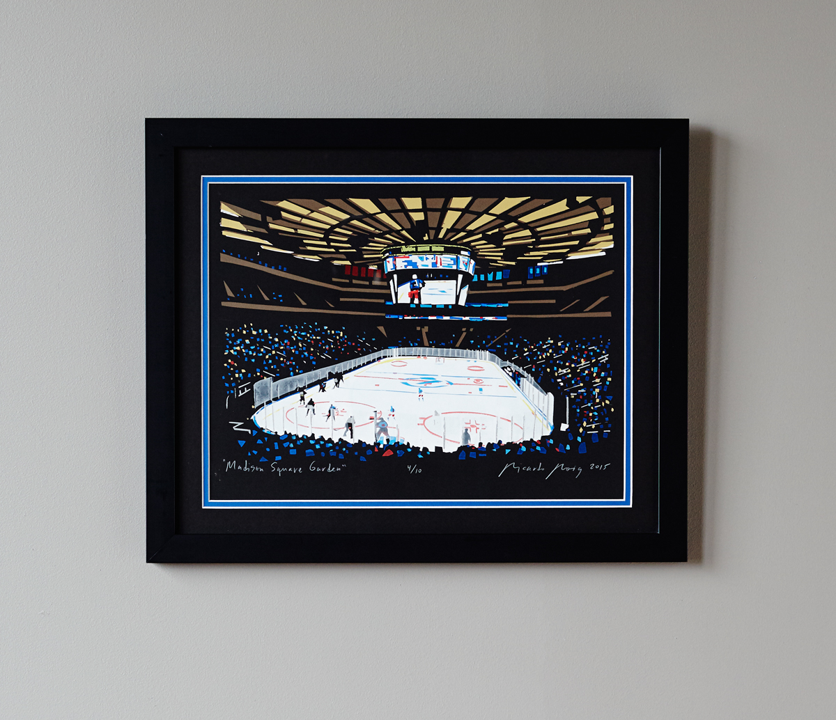"""Madison Square Garden"" 2015"