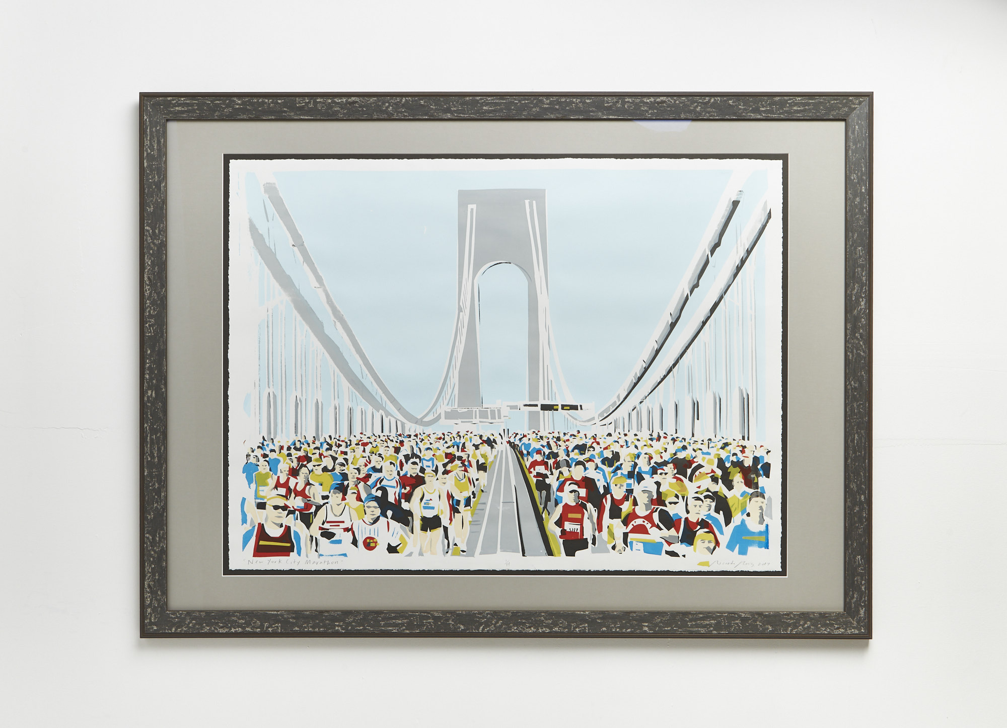 """NYC Marathon"" 2017"