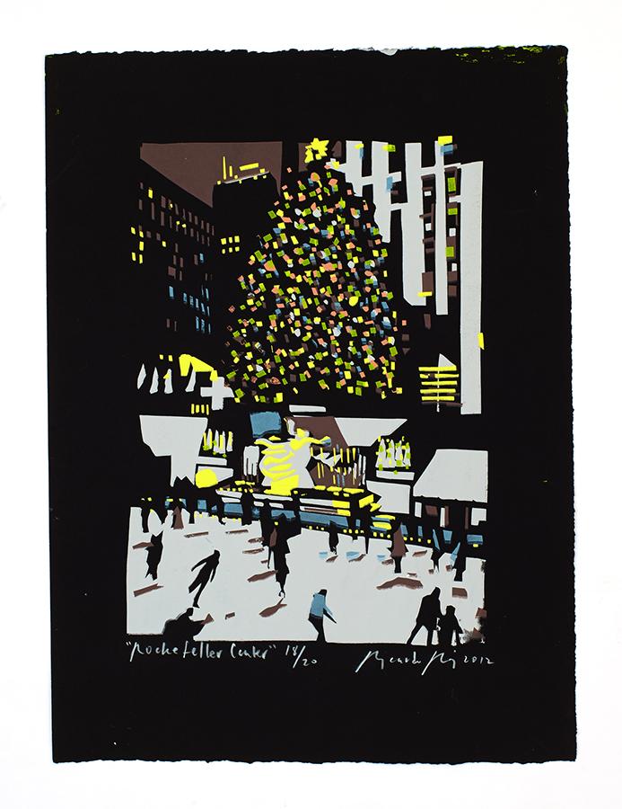 """""""Rockefeller Center"""" 2012"""