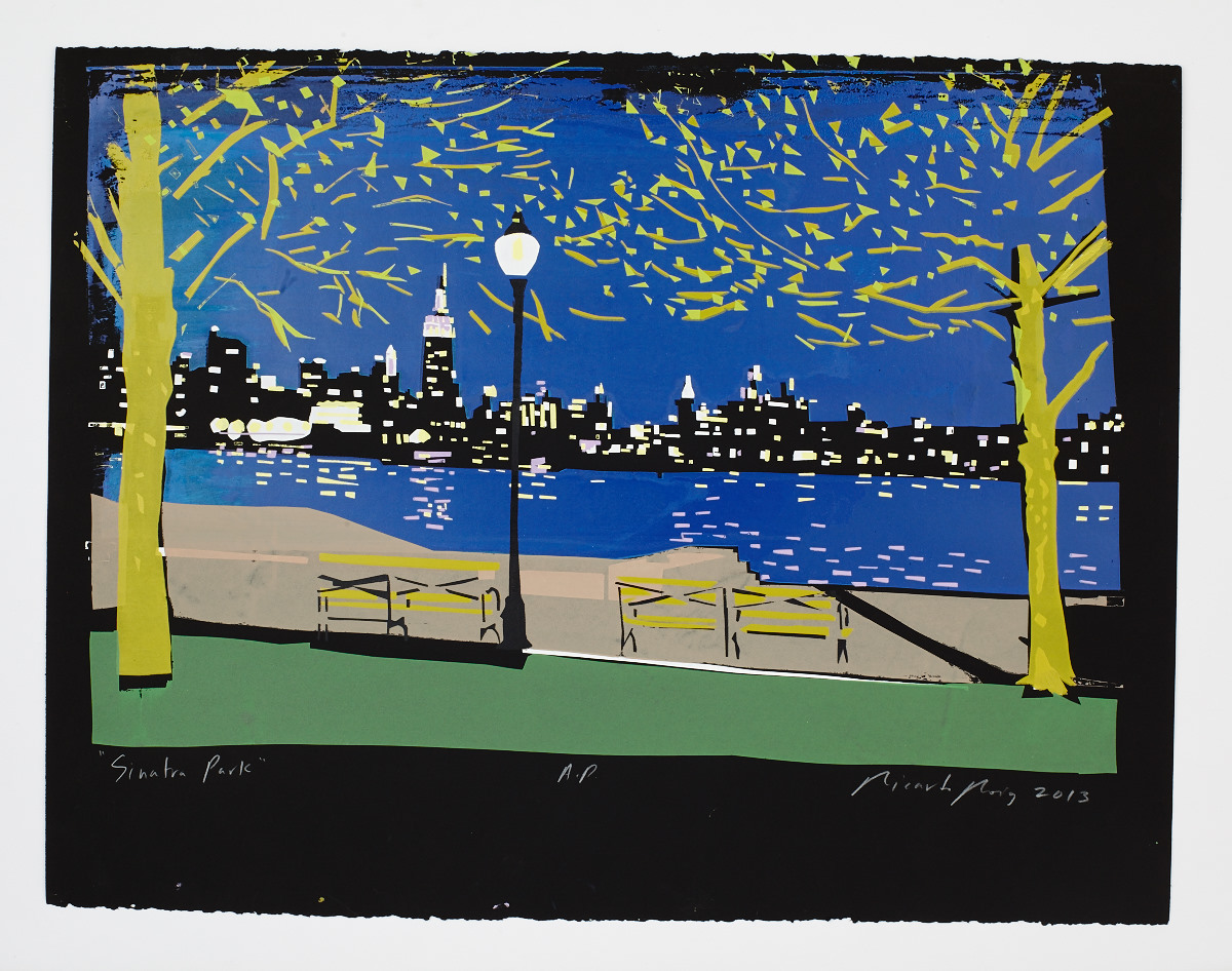 """Sinatra Park"" 2013"
