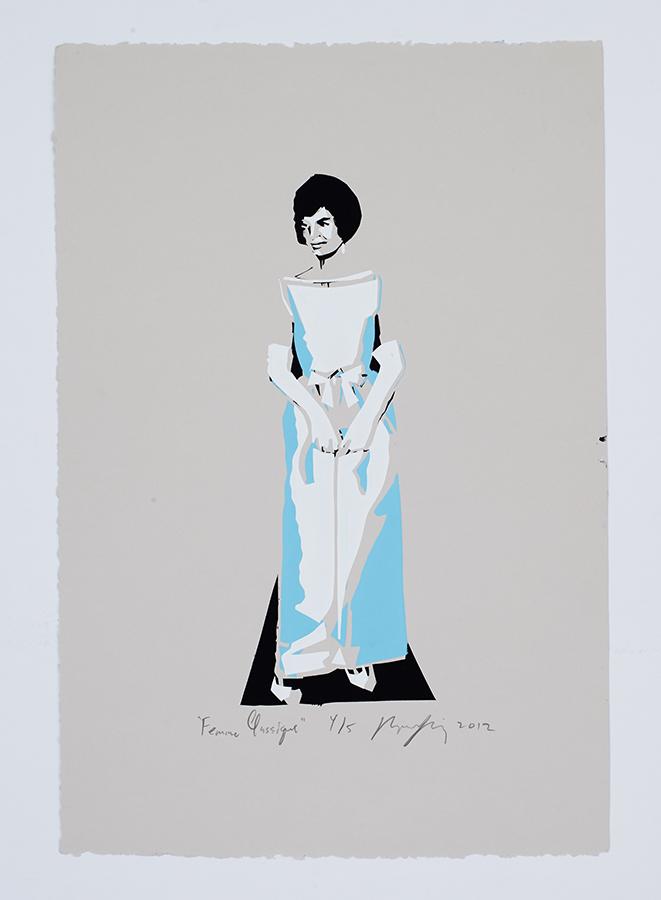 """Femme Classique"" 2012"