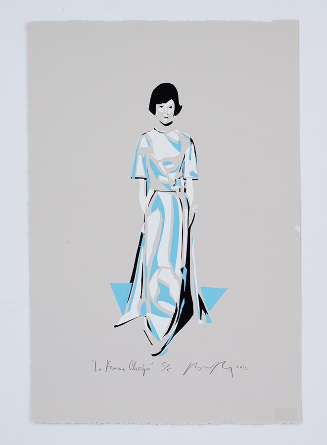 """""""La Femme Classique"""" 2012"""