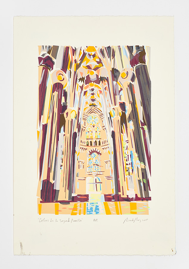 """Sagrada Familia"" 2015"