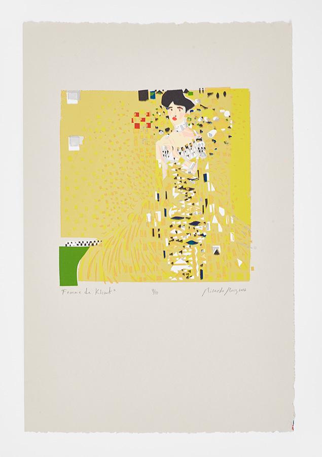 """""""Femme de Klimt"""" 2016"""