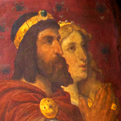 Kortrijk, mural, fallen couple, hero hall