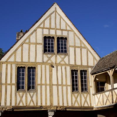 Beaune Dukes residence