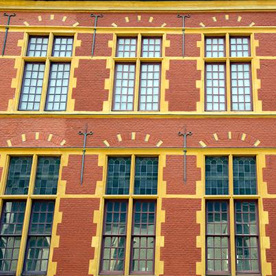 Lille hospices facade
