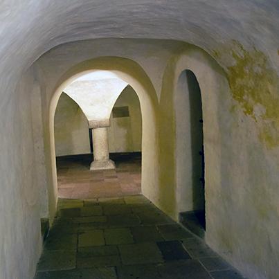 Fulda crypt