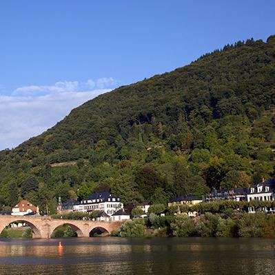 Heidelberg Celtic hill