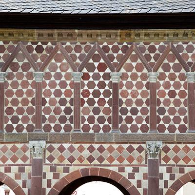 Lorsch, Charlemagne's hall