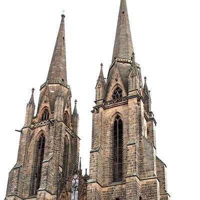 Elizabethkirche Marburg hall church