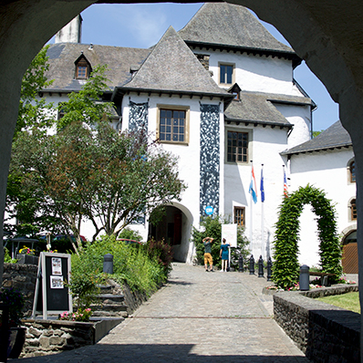 Castle in Clairvaux