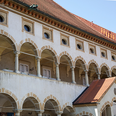 Celje Counts; mansion museum
