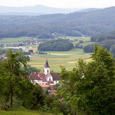 Sticna valley