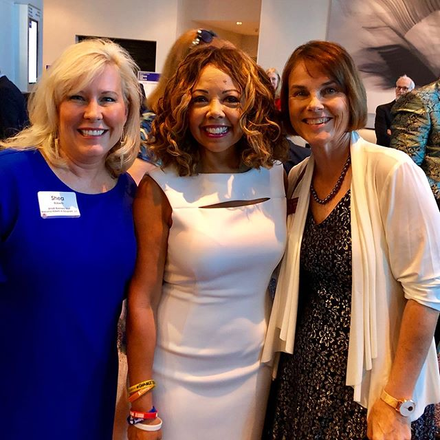 So great to celebrate #Pridemonth with my fav @lucymcbath, @angelikaforga and @teresapiketomlinson at the 15th Annual Evening of Equality.  Such a great event!  Honored to be an ally and corporate sponsor.